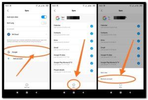 Temukan Cara Logout Akun Google Di Xiaomi mudah