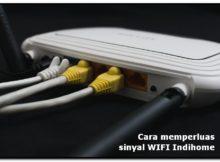 cara memperluas sinyal wifi indihome dan memperkuat jaringan ZTE Huawei Dengan Router Di Laptop Dan Hp Smartphone Android Tanpa Aplikasi CMD Windows 7 10 HotSpot Speedy root