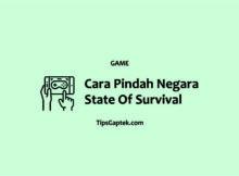 cara pindah negara bagian state of survival