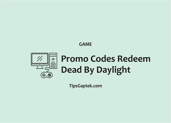 Dead by Daylight gratis redeem code