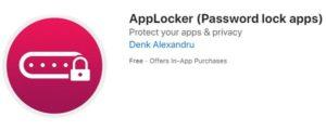 applocker untuk mengunci aplikasi di iphone