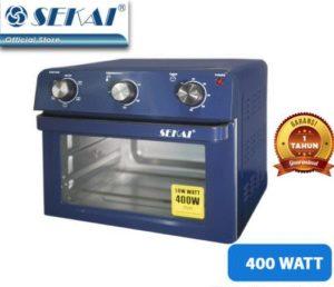 sekai air fryer 400 watt